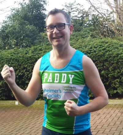 READY, SET, GO: Patrick gears up for the Belfast marathon