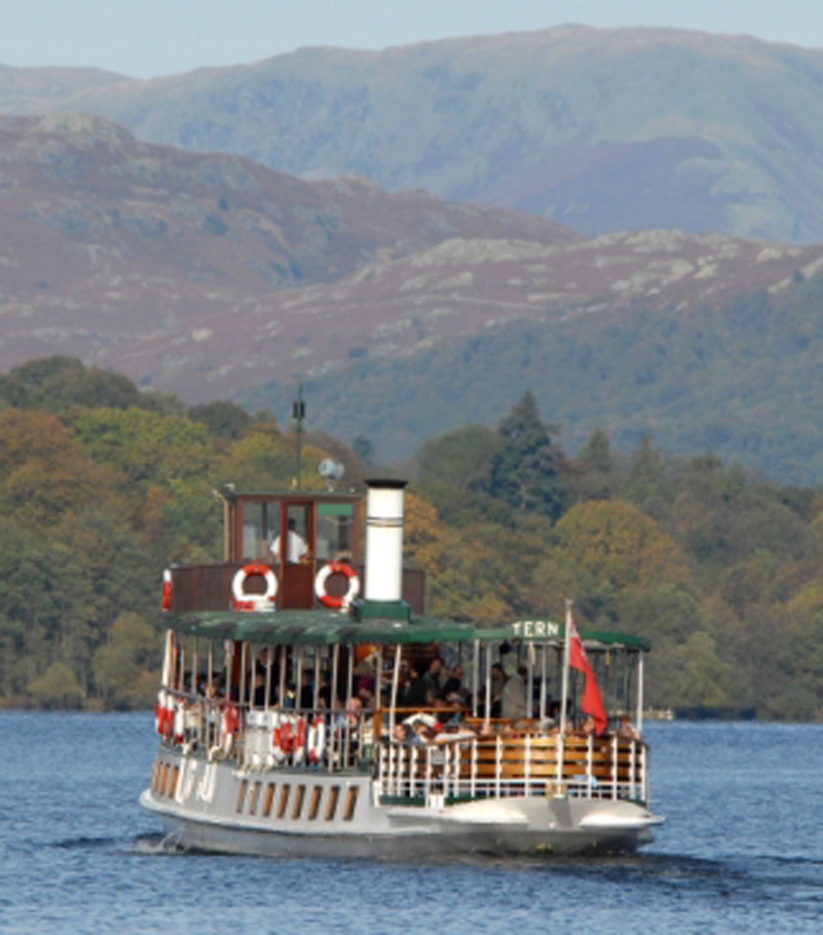 Firm cruises into the top 10 attractions
