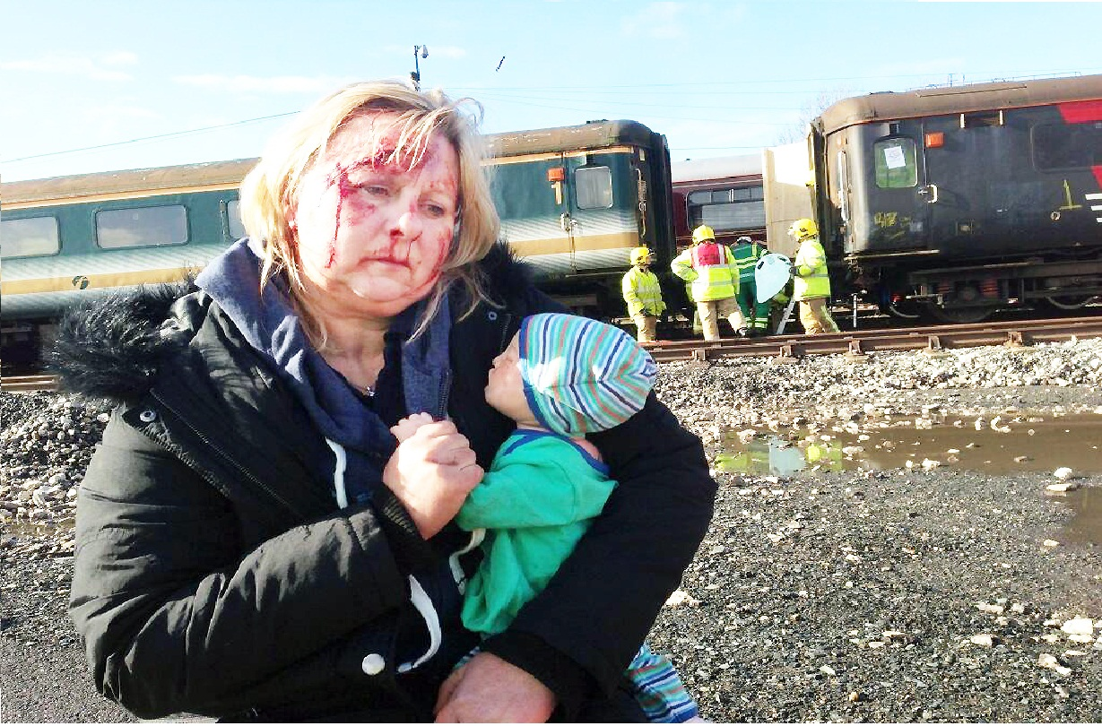 40 casualties in rail, road and flooding disaster: Behind the scenes at major training exercise