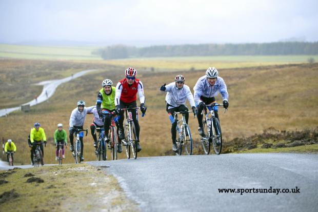Eden challenge attracts 1000 cyclists