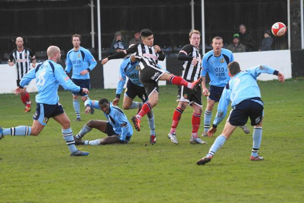 The Westmorland Gazette: Kendal Town 2-0 Salford City