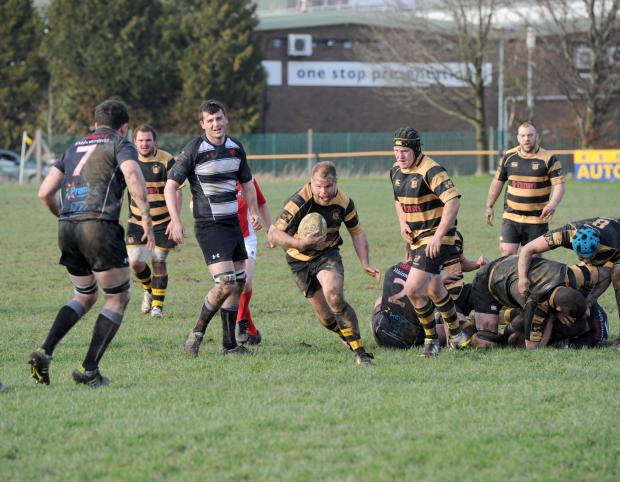 Rugby union: Kendal 27-38 Broughton Park