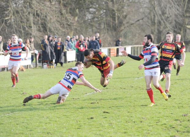 Rugby union: Kirkby Lonsdale 70-12 Liverpool St. Helens