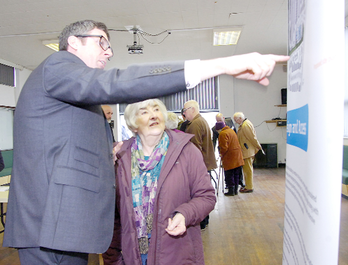 Kendal residents get the chance to view the proposals