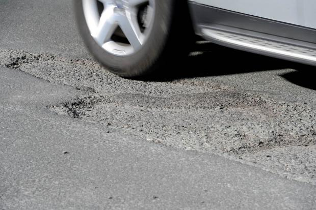 Cumbria County Council bids for extra pothole cash