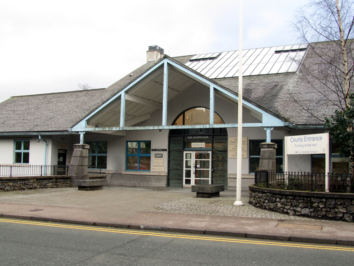 Soith Lakeland Magistrates' Court