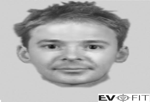 Police release Evofit of man who raped 23-year-old student