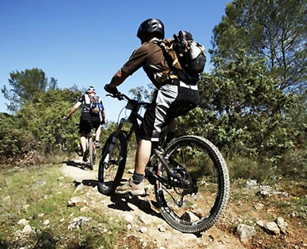 Fears over dangers of mountain biking