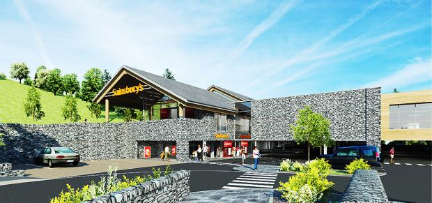 Sainsbury's gets go ahead to build store in Ambleside from Lake District planners
