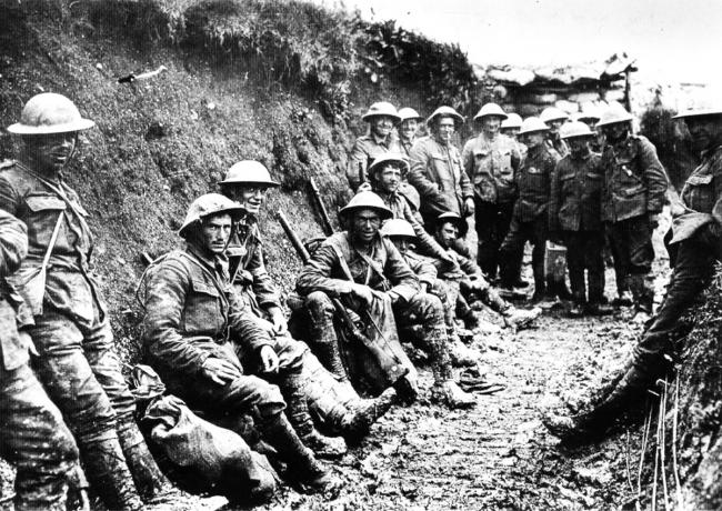 Send us your First World War memories