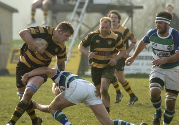Rugby Union: Kendal 36-24 Wigton