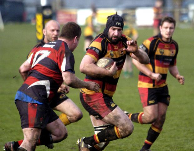 Rugby Union: Kirkby Lonsdale 46-12 Widnes