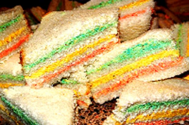 The old Keats bakery was known for its ribbon sandwich cakes