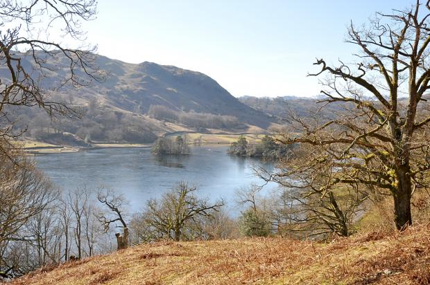 The Lake District National Park is the setting for this weekend's endurance