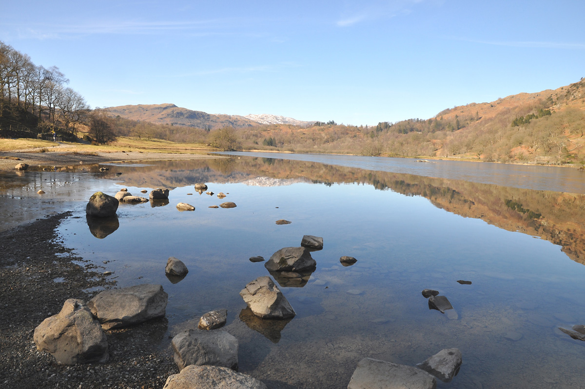 The Lakes may look tempting during the hot weather,
