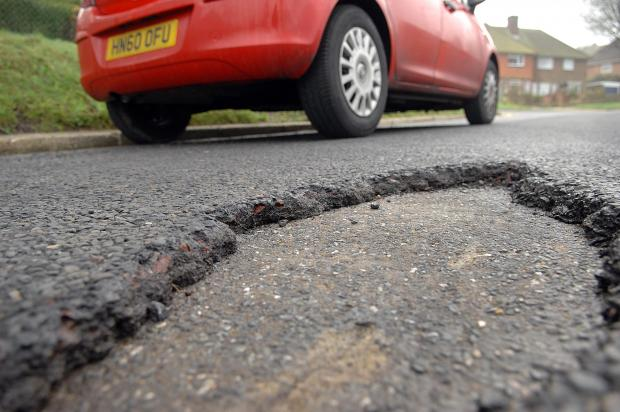 Almost 100,000 potholes to be cleared from Cumbria's roads as government releases millions in funding