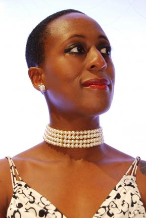 Highly acclaimed poet-performer Patience Agbabi