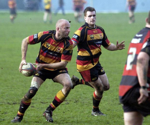 Retiring Kirkby Lonsdale second row Simon Dowker aims to bow out on top in the final Underley Park curtain call