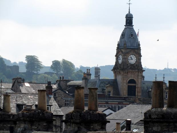 Kendal, where on-street parking charges are set to be introduced