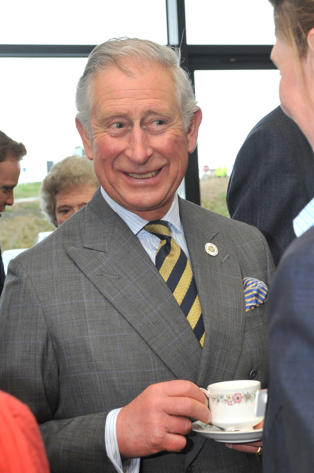 Delight as Prince Charles visits South Lakeland