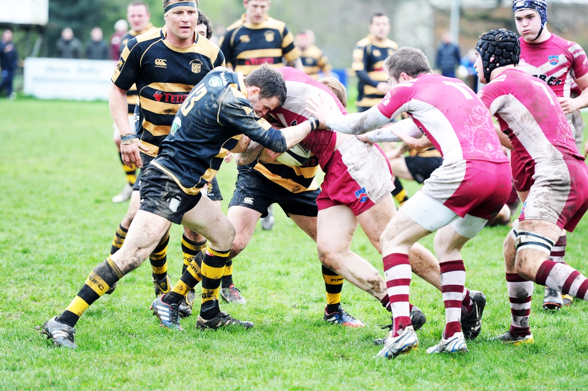 Rugby Union: Kendal 12-29 Wirral