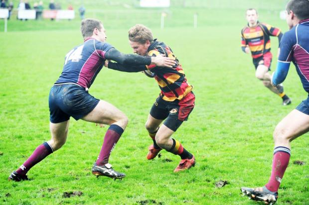 Rugby Union: Kirkby Lonsdale 27-8 Wilmslow