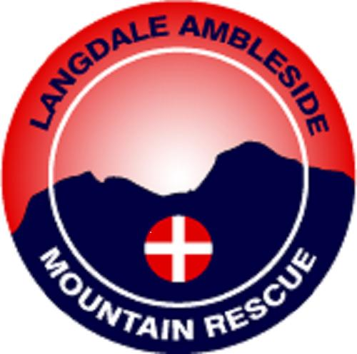 Two mountain rescue teams stretcher injured woman out of Far Easedale