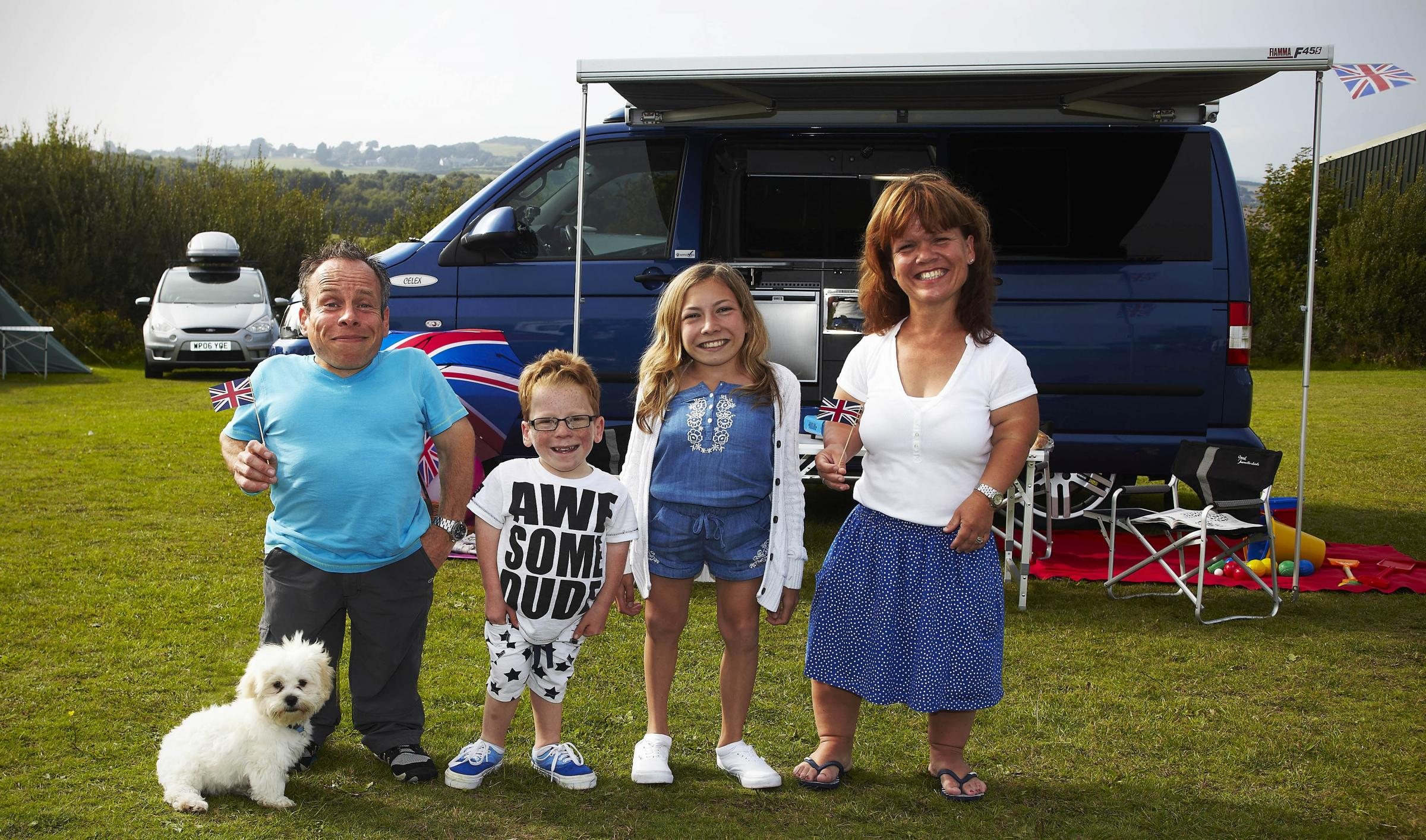 Hollywood star Warwick Davis showcases Lake District in new series