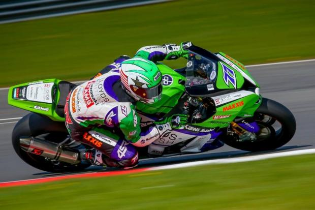 Kendal's James Ellison aims to utilise momentum from two podium finishes at opening round of British Superbikes Championship