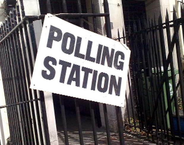 Polling day is on May 22