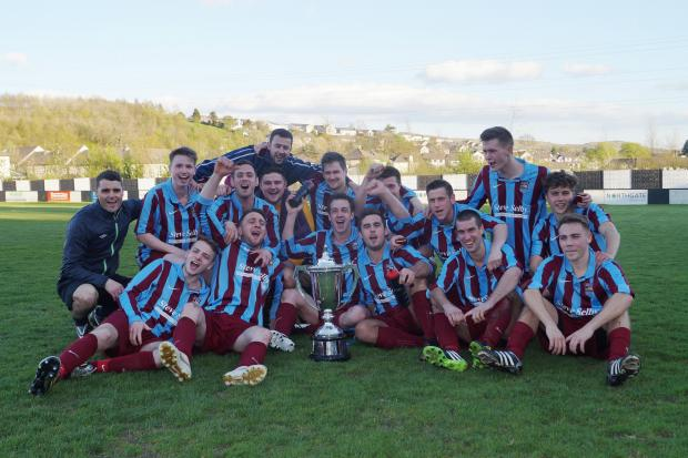 Kendal County skipper Dan Ferguson and Ambleside United boss George Gudgeon reflect on Senior Challenge Cup final
