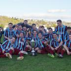 The Westmorland Gazette: Kendal County skipper Dan Ferguson and Ambleside United boss George Gudgeon reflect on Senior Challenge Cup final