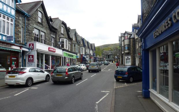 Compston Road at Ambleside