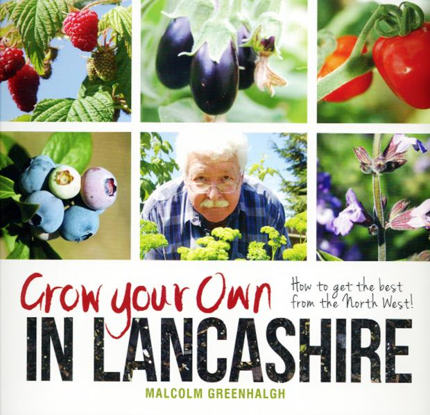 BOOK REVIEW: Grow Your Own In Lancashire