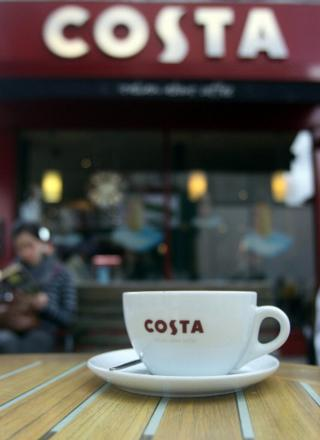 Costa Coffee aims to expand in Kendal