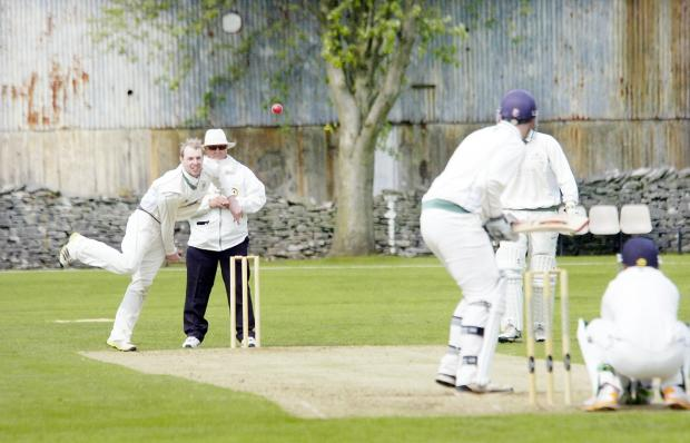 Kendal CC skittle Morecambe for just 67 before claiming routine seven-wicket victory at Shap Road