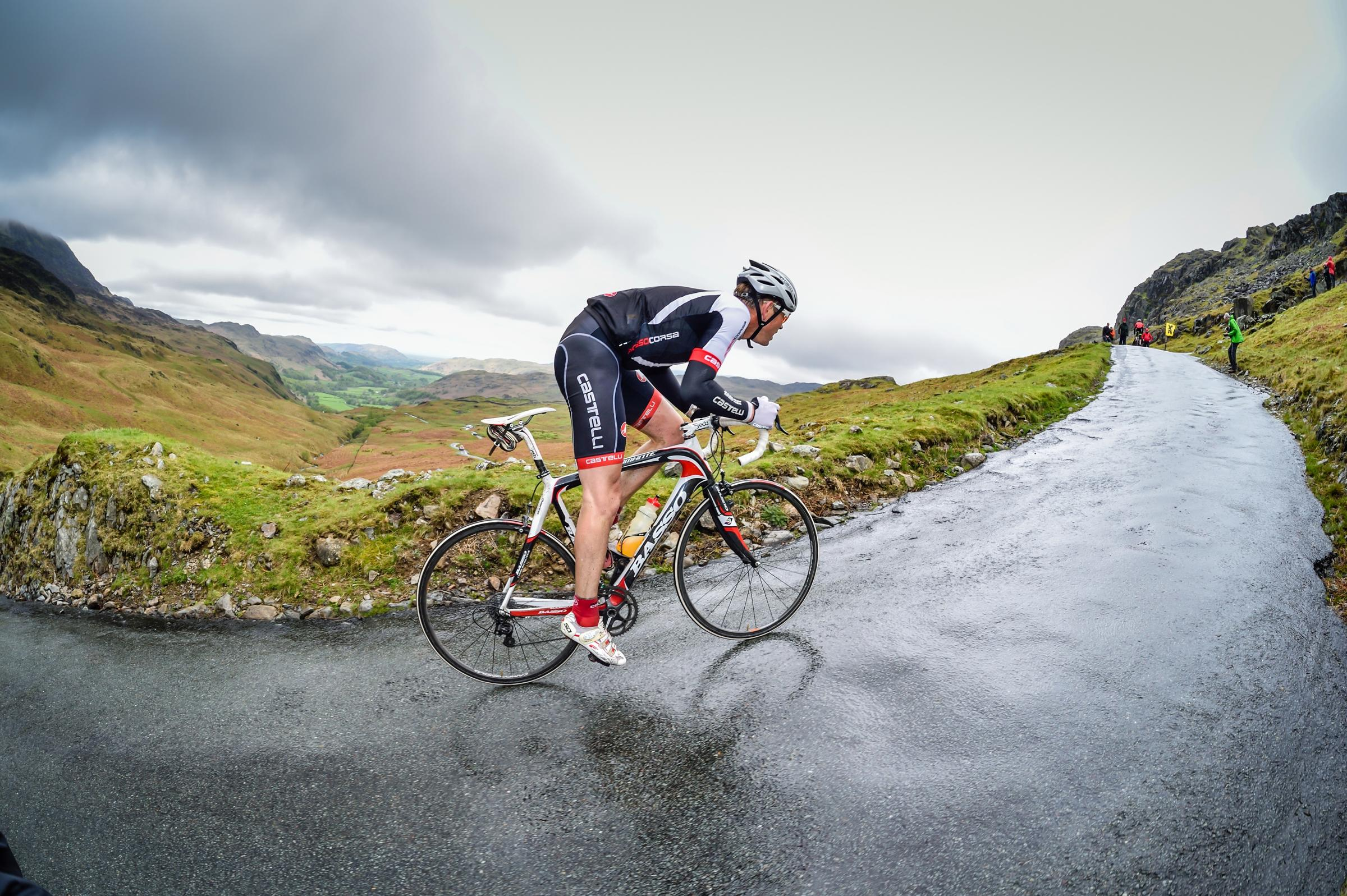 Lakes road Club rider Andy Sudell up for more Fred Whitton Challenges after sealing second victory