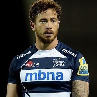 Danny Cipriani's strong form for Sale has caught the attention of Stuart Lancaster