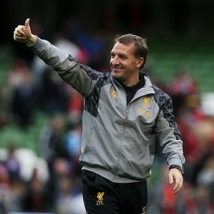 Brendan Rodgers is planning for next season
