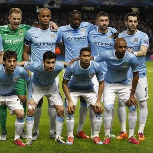 Manchester City will face a limit on the size of their Champions League squad next season