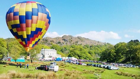 The Brathay Marathon and Family Fun Day takes place tomorrow Sunday (May 18) from 11am-5pm , Ambleside.
