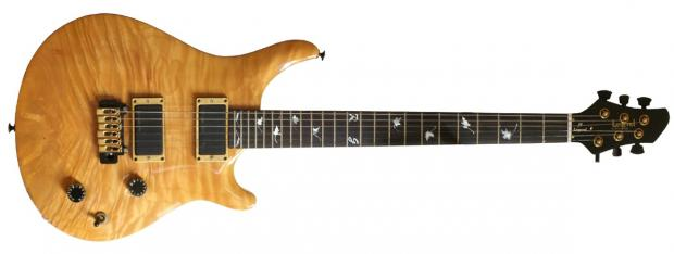 Guitar made for rock legend Rory Gallagher sells in South Lakes for nearly £30,000