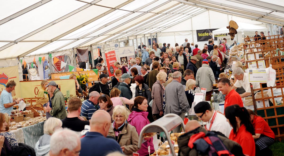ast year's festival at Cockermouth