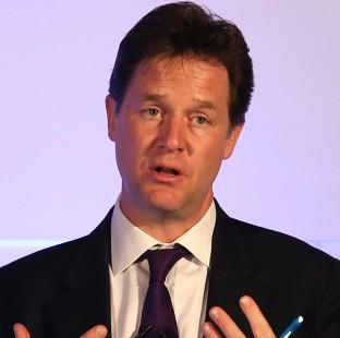 Nick Clegg insisted that the Lib Dems were