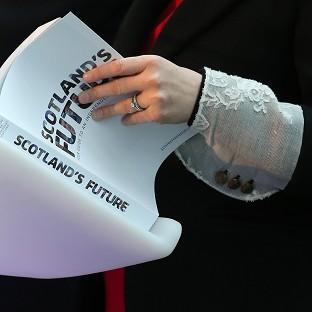 The Scottish Government indicated in its White Paper on independence that it plans to adopt different immigration policies to those of the UK