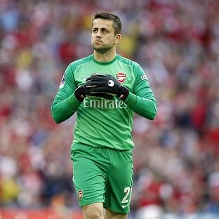 Lukasz Fabianski ended his Arsenal career on a high at Wembley