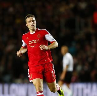 Rickie Lambert, pictured, appears to be closing in on a move to Liverpool