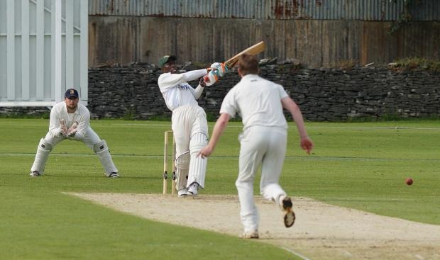 Kendal end derby day torture as veteran Terry Hunte fires half centruy in six-wicket County Cup victory against Netherfiled