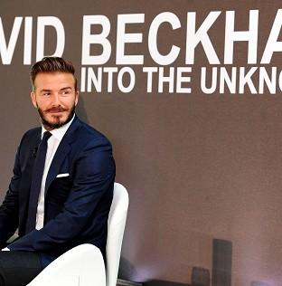 David Beckham met the remote Yanomami tribe on a trip to the Amazon Rainforest
