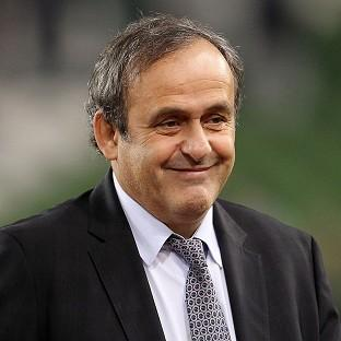 Michel Platini has hit back at corruption allegations against him